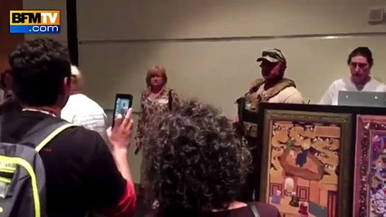 Texas- deux morts dans une fusillade lors d'un concours de caricatures de Mahomet