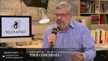 6 heures contre la surveillance : Tristan Nitot (fondateur de l'association Mozilla Europe et membre du Conseil national du numérique, signataire de l'appel Ni Pigeons, ni Espions)