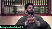The capitalistic paradigm begets some questions for Non-Muslims regarding Islam-- Hamza Tzortzis