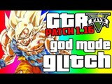 GTA 5 Online: GOD MODE Glitch ★ NEW METHOD ★ Unsterblich [ Patch 1.16 ]   PS3 XBOX 360