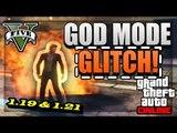 GTA 5 Online | GOD MODE GLITCH After Patch 1.21 Invincibility Glitch ( GODMODE GLITCH Patch 1.19 )