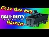 CoD Ghosts Solo GLITCH WALLBREACH Inside Train Car on Siege! (COD Ghosts Secret Spots) PS3 German
