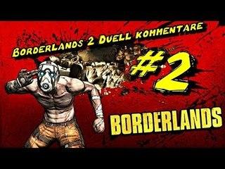 Borderlands 2 Let's play  mit GermanGlitchTV   # 02  [ PS3 / German ]