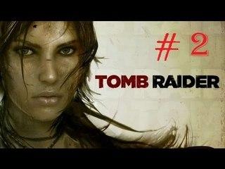 Tomb Raider Gameplay #2 - Let's Play Tomb Raider 2013 German ( PS3 )