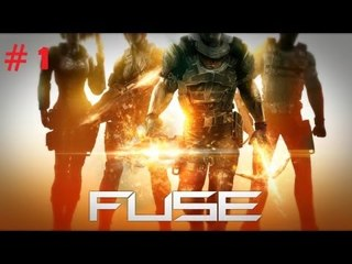 FUSE Lets Play German Part 1 PS3