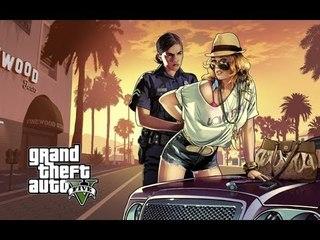 Grand Theft Auto 5 Live Gameplay - Die ersten runden Zocken ( GTA V ) GERMAN PS3