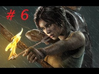 Tomb Raider Gameplay #6 - Let's Play Tomb Raider 2013 German ( PS3 )