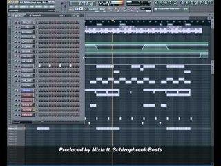 Mixla Production - Sick Rap Beat - Hip Hop Instrumental