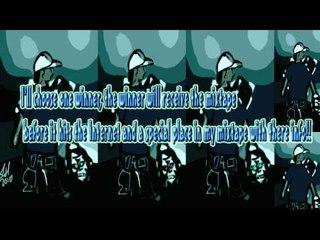 Hard hip-hop {rap} Instrumental Contest Mixtape
