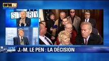 """Collard: """"Marine Le Pen est arrivée au bout de ce que l'amour peut permettre de tolérer"""""""
