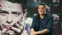 """Alejandro Sanz: """"Hago lo que quiero en mis discos"""""""