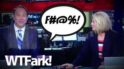 "News Anchor Drops F-Bomb On-Air, Declares Self ""Food F*** Fanatic"""