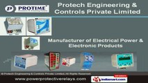 Relays-Controllers-Stabilizers-Rectifiers by Protech Engineering & Controls Pvt. Ltd., Mumbai