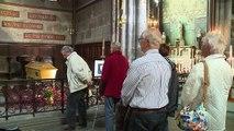 Décès de François Michelin: hommage à la cathédrale de Clermont-Ferrand