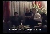 آواز استاد شجریان و حسام الدین سراج در محفلی خصوصی