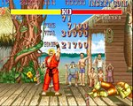 Street Fighter 2 (Arcade) - Full Perfect (Ken) (01/02)