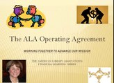 ALA Financial Learning Series: The ALA Operating Agreement