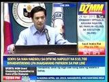88 Pinoys facing death penalty abroad - DFA