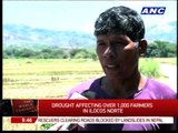 How drought affects farmers in Ilocos Norte