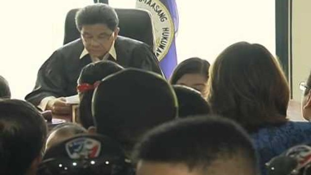 WATCH: Napoles sentencing for illegal detention case