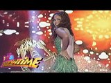 Iza Calzado in her sizzling hot Latina performance on It's Showtime