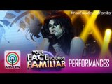 """Your Face Sounds Familiar: Jay R as Alice Cooper - """"Alice Cooper"""""""