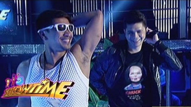 Vhong and Jhong's sexy dance moves