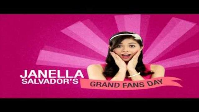 Janella Salvador's Grand Fans Day in Trinoma!