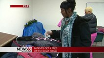 Hospital patients given free winter coats in Hartford