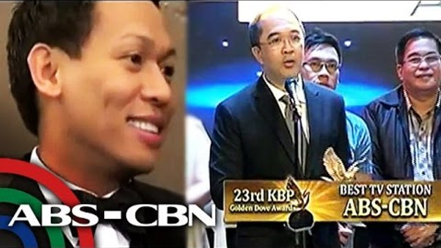 TV Patrol: Fil-Am producer, nominado sa Tony Awards; ABS-CBN, panalo rin sa Golden Dove Awards
