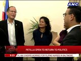 Petilla confirms resignation