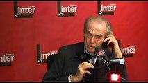 DSK : la réaction de Robert Badinter !