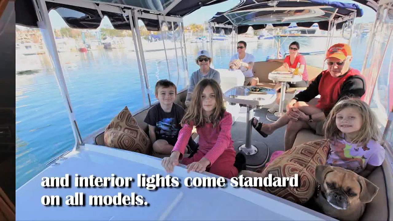 Electric boats and electric boat motors by Eco Boats Australia