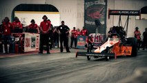 Slow Motion | Top Fuel Dragster - Nitro - Alcohol - Muscle car