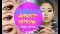 "Cheetah ""Unpretty Rapstar"" Makeup Tutorial"