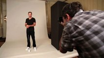 Golf Digest Behind the Scenes - Behind The Scenes With Dustin Johnson