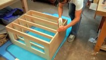 Shaker Chest of Drawers Building Process by Doucette and Wolfe Furniture Makers Shaker Dresser