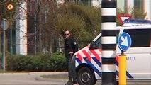 Beelden arrestatie op Ekkersrijt na achtervolging
