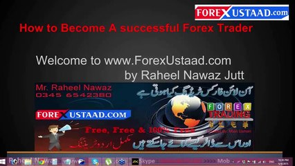 What is Forex and How To Become a Successful Forex Trader (Urdu/hindi)