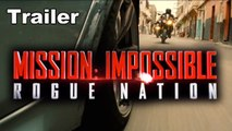 """MISSION: IMPOSSIBLE Rogue Nation - TV Spot """"Fate"""" [Full HD] (Tom Cruise, Simon Pegg, Jeremy Renner)"""