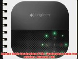 Logitech Mobile Speakerphone P710e - Speakerphone hands-free - wireless - Bluetooth   NFC