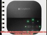 Logitech Mobile Speakerphone P710e - Speakerphone hands-free - wireless - Bluetooth   NFC