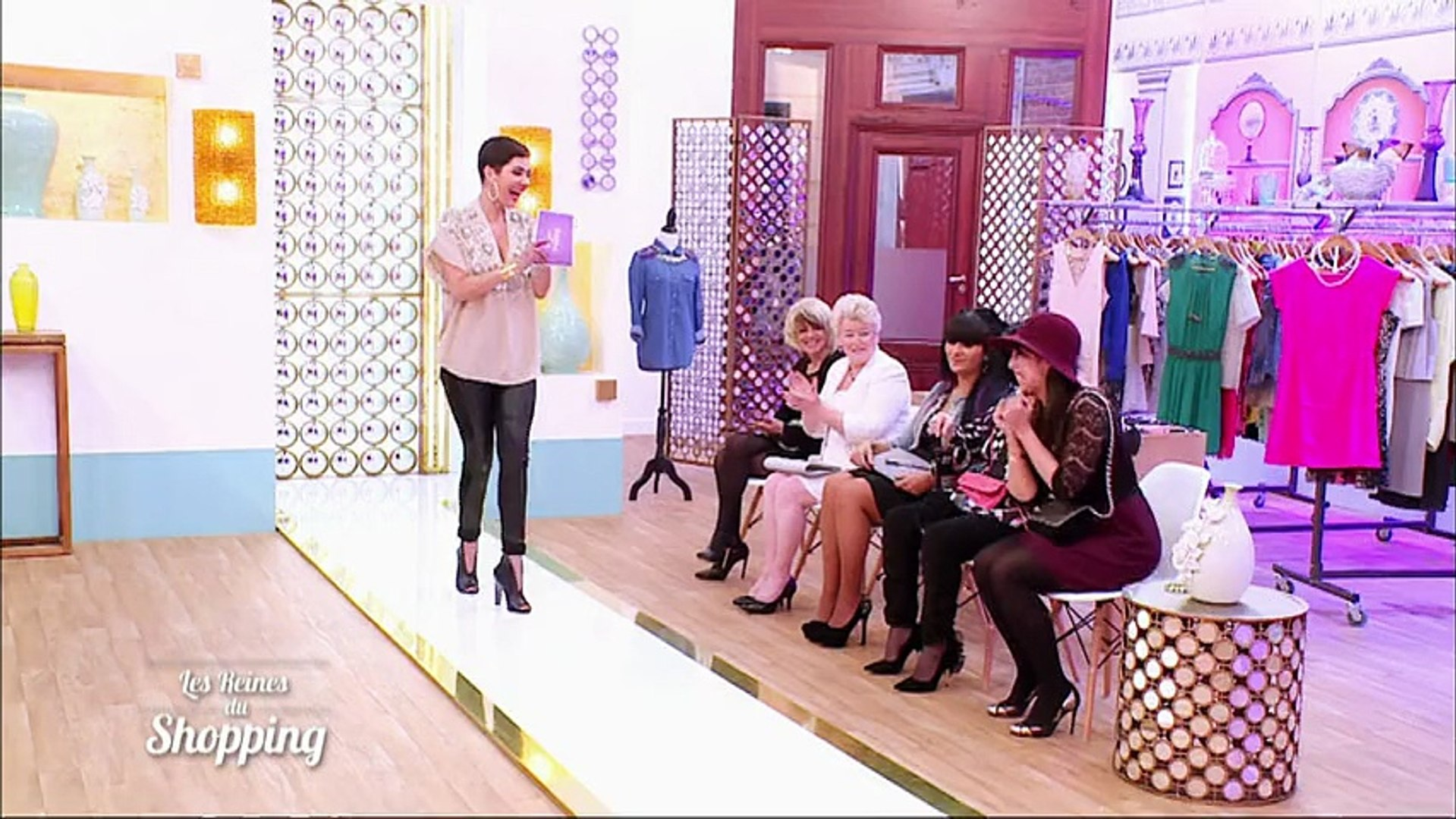 Les reines du shopping Speed Dating
