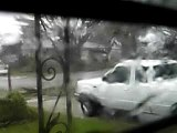 Hurricane Wilma Footage During the Storm