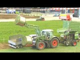 BEST OF RC TRACTORS. RC FAMER MACHINES, RC CONSTUCTION ZONE