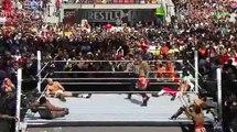 WWE Fatal 4-Way Tag Team Championship Match WrestleMania 31 Kickoff