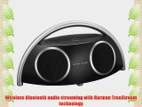 Harman Kardon Go   Play Wireless Bluetooth Hi-Fi Speaker (Black)