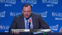Bulls on Game 1 Win _ Bulls vs Cavaliers _ Game 1 _ May 4, 2015 _ NBA Playoffs