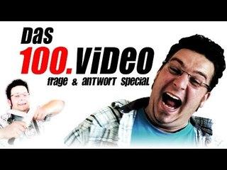 SPECIAL: DAS 100. VIDEO - FRAGE & ANTWORT SPEZIAL