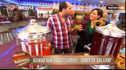 Nur Viral ile Bizim Soframız 05.05.2015 Adana